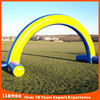 double inflatable arch for marathon , Inflatable Advertising Arch for promotion
