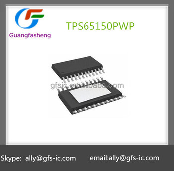 tps65150pwp tps65150 the lcd panel power supply driver ic tssop