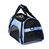 Convenient outdoor portable side folable cute you whole pet supply sling carrier bag