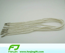 Cotton Rope Handle with Metal Barb