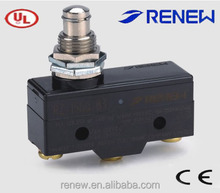 plunger micro switch manufacturer