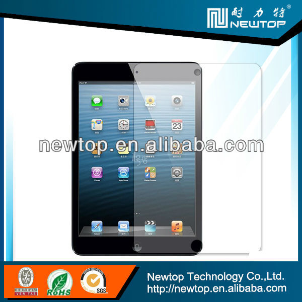 Absolutely lowest price 99% transparecy HD screen guard for ipad mini 2