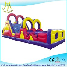 Hansel 2015 New Design Inflatable Fun City / Inflatable Soft Play For Children