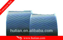 rubber flat conveyor belt made in china