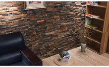 split surface finishing and cut-to-size stone form rusty natural slate tile decorative indoor stone wall