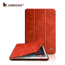 100% Genuine handmade Case with Stand function to view in different angles for ipad Mini 4