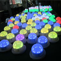 Color change 7.5v battery operated water proof led light
