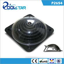swimming pool solar heating panels,Round PE solar collectors P2654