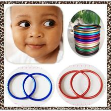 Custom Baby Carrier Aluminum Sling Rings with SGS Safety Certification