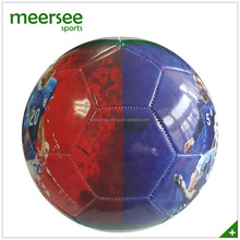 Fluorescent adult wholesale football soccer ball
