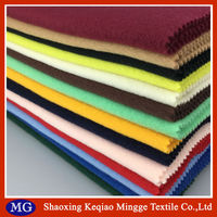 FDY and DTY 100% polyester polar fleece wide width fabric fleece