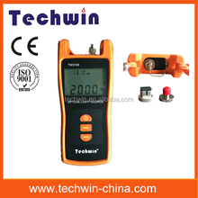 Handheld optical fiber light source provide 1 to 4 output wavelengths TW3109