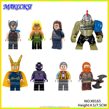 Building Blocks Collection action figure DIY super heroes bricks mini figures toys for kids