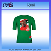 OEM cotton t shirt with print for Election Campaign