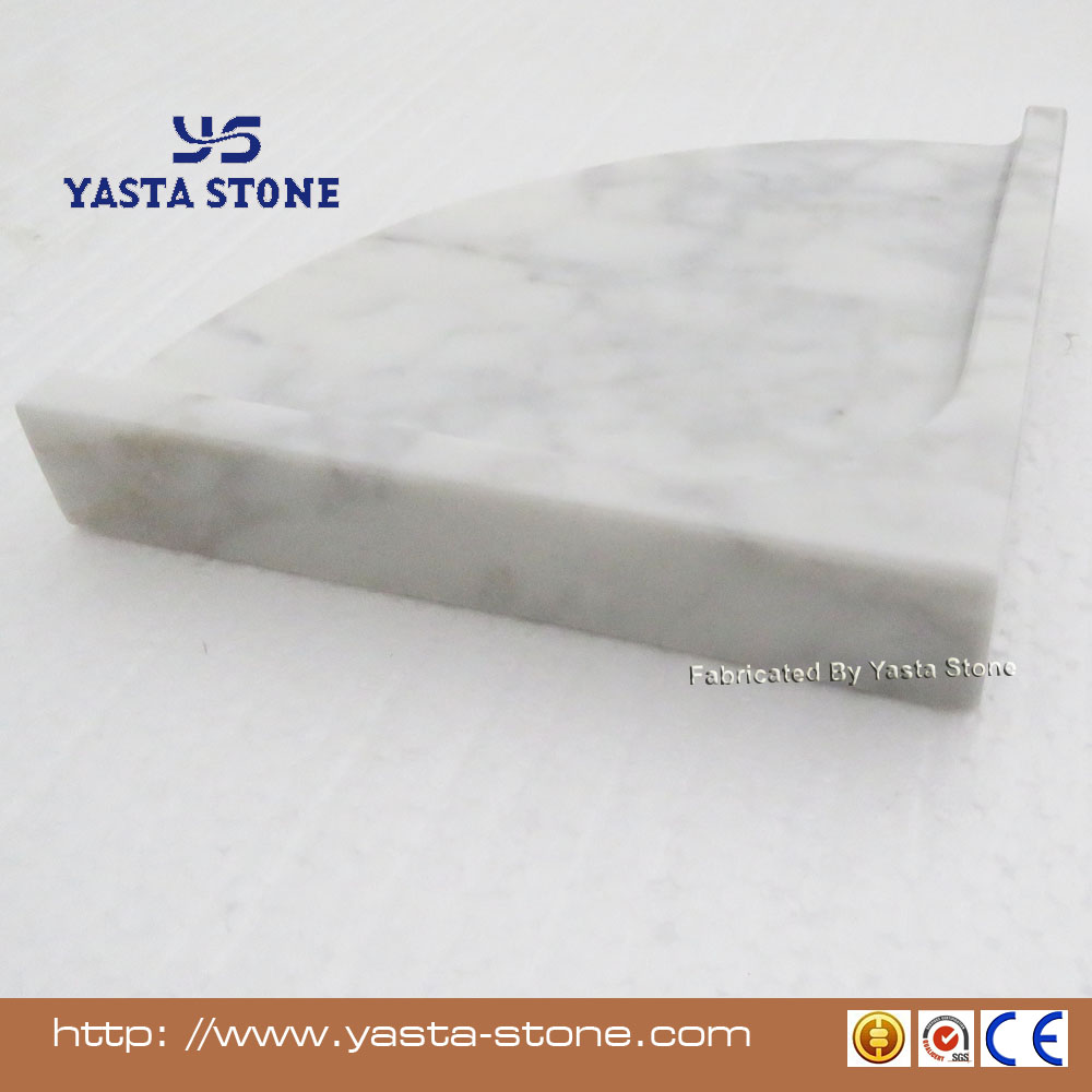 M 225 Rmol Blanco De Carrara Ducha De Esquina De Ba 241 O De