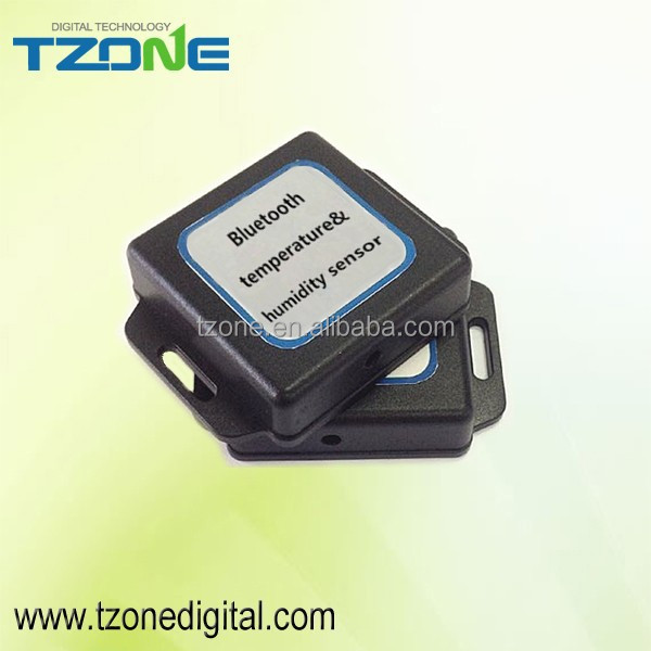 Bluetooth 4.0 BLE Beacon Temperature/Humidity Sensor