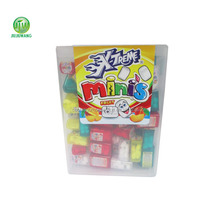 sugar free mix fruit flavors tablet candy