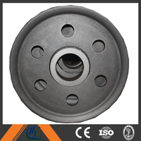 belt drive pulleys for port container crane