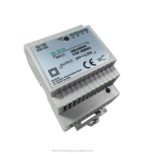 AC to DC 12V 24V 15W 30W 60W 100W 1.25A 2.5A 5A 8A Din Rail Power supply in DIN rail TS-35/7.5 or 15 with CE ROHS (SN-30-24)