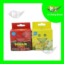 New Packing Design High Quality PDCB Deodorizer air Freshener Toilet