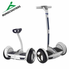 RUNSCOOTERS 10 inches 2 in 1 multifunction adult foldable balancing xiaomi cruiser hoverboard