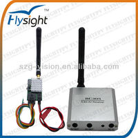 5.8ghz wireless video transmitter receive for fpv plane,outdoor toys,rc toy