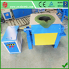 Easy Operation Small Induction Melting Furnace With Tilting Mechanism