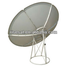 C Band 180cm Solid Satellite Dish Antenna