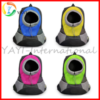 Portable Outdoor Travel Dog Pet Carrier Bag Backpack