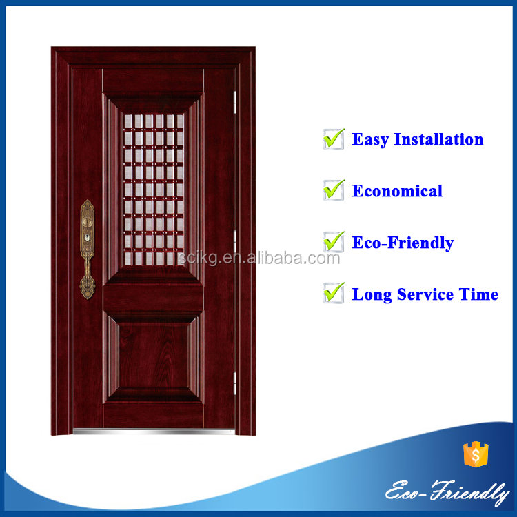door iron gate design