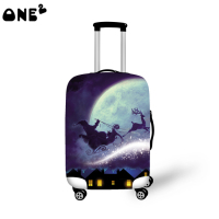 One2 popular design different inch and amazing pattern luggage cover
