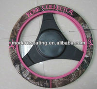 steering wheel cover for car