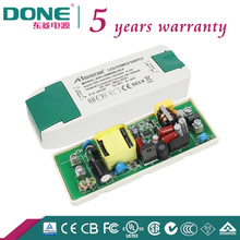 TUV,CE,CB,SAA,C-TICK,UL,PSE 110V 220V 20W 600ma Dimmable Indoor LED Driver