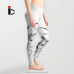 Jellyfish medusa acaleph Workout female leggings