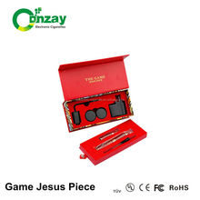 Newest Portable Vaporizer pen The Game Jesus Piece with china factory price