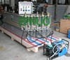 rubber conveyor belt vulcanizing machine