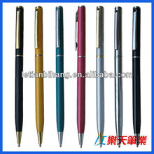 LT-A235 Colorful hotel metal ballpoint pen