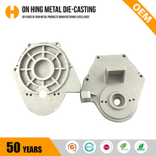 Mechanical parts aluminum sand casting used die casting machine