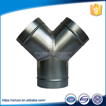 ISO Galvanized Steel Round Skin Spiral Duct With Good Pricing