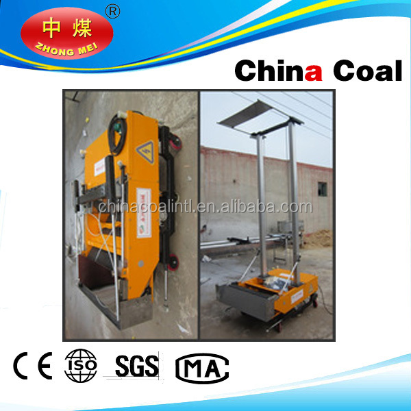 Auto Sand and Cement Wall Plastering Machine