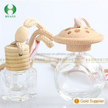 Hanging Decorative Wooden Caps for Car Reed Diffuser