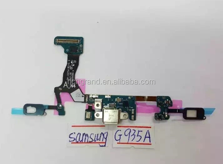 USB Charging Port Dock Flex Cable Connector For Samsung Galaxy S7 edge G935A