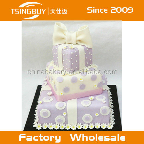 Hot sale plastic cake - dummy cake - fake cake for display / for bakery