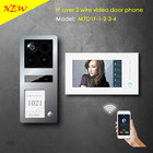 2 wire smart home video intercom/door phone based on android system with wifi function / support smartphone APP