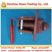 Truck trailer spare parts forging type container twist lock