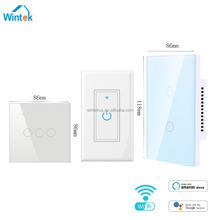 Zigbee WiFi Power Wireless Remote Controlled Motion Sensor Relay Timer Dimmer Smart Light Touch Shutter Switch