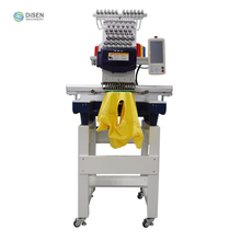 Disen used brother innov-is v3 embroidery sewing machine pr 600 650 and single head embroidery machine prices for sale