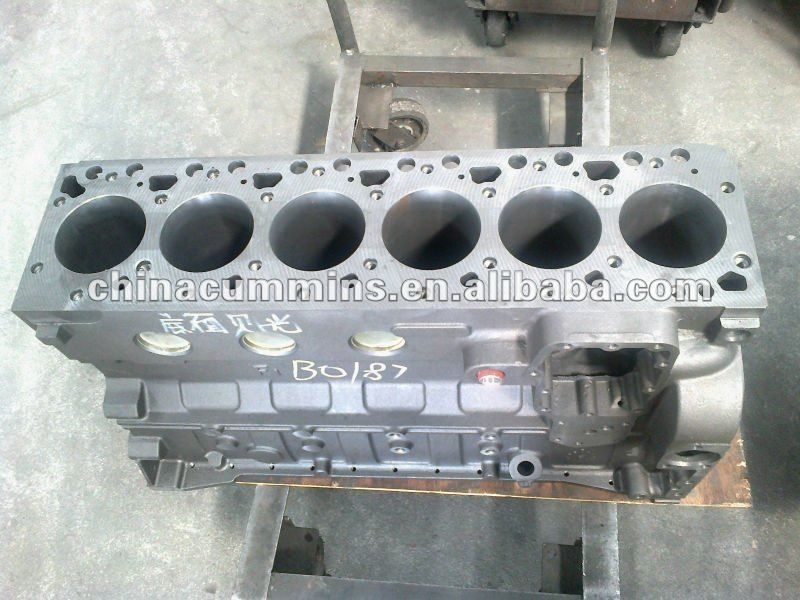Truck Cummins 6BT5.9 engine cylinder block