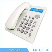 Analog Speaker Phone Basic Function Residential Telephone Set