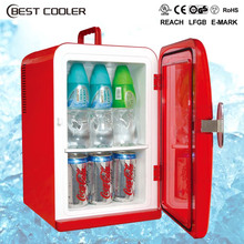 stainless look mini compact dorm refrigerator